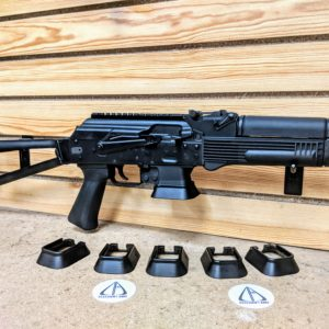 Magwells and Mag Releases